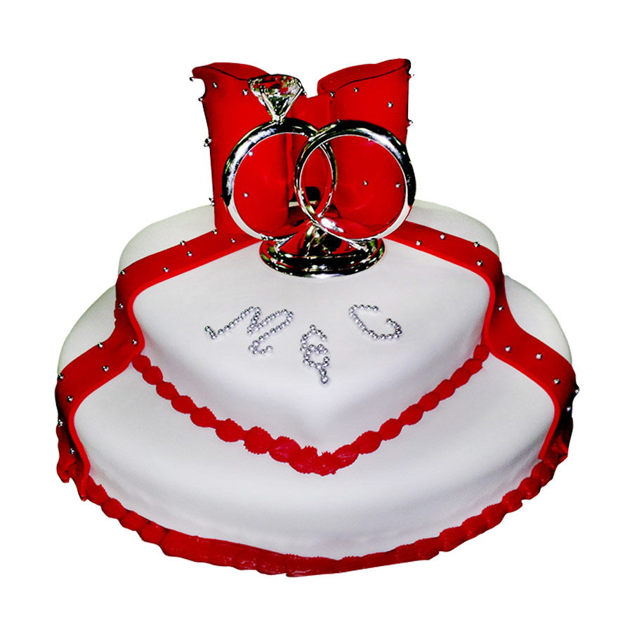 two tier heart shaped wedding cake 2 tier shaped wedding cake just cakes 21343